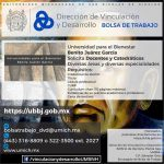 Convocatoria para profesores Universidad para el Bienestar Benito Juárez García