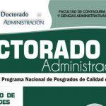 Doctorado en Administración 2019 1