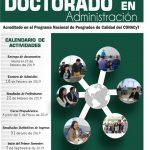 Doctorado en Administración 2019 2