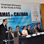 Programas de calidad en la UMSNH 1