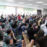 Sesiona Consejo Universitario en la era Cárdenas Navarro