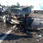 Accidente por alcance (2)