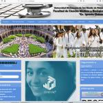 sitio web de la Facultad de Medicina
