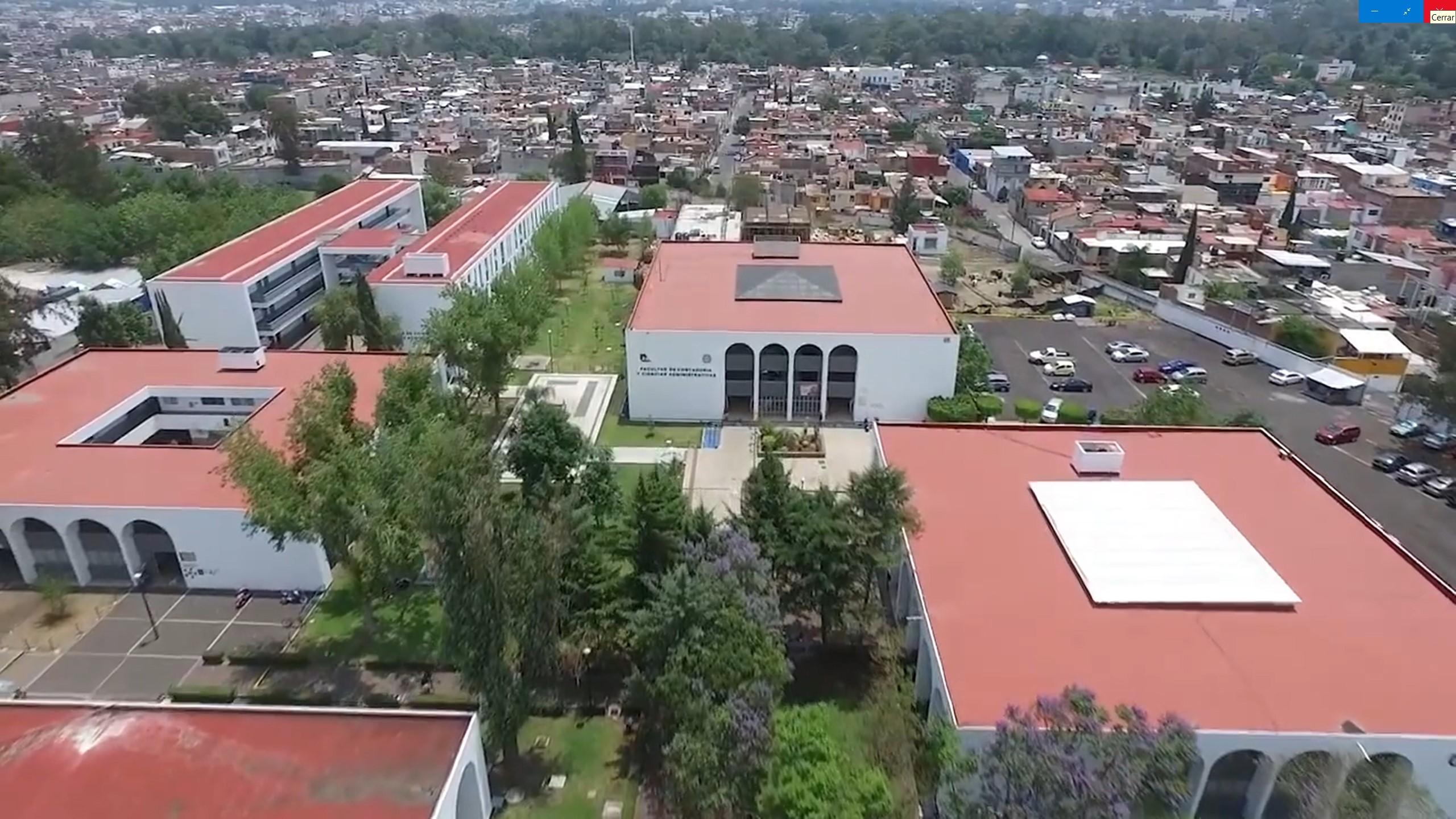 La Facultad de Contaduría y Ciencias Administrativas es la facultad de estudios con mayor número de alumnos en ciudad universitaria de la UMSNH