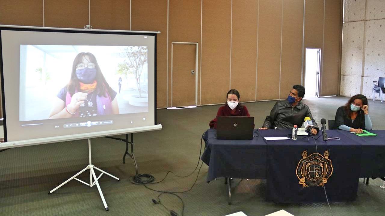 Presentan la convocatoria para el programa cultural intramuros en la UMSNH