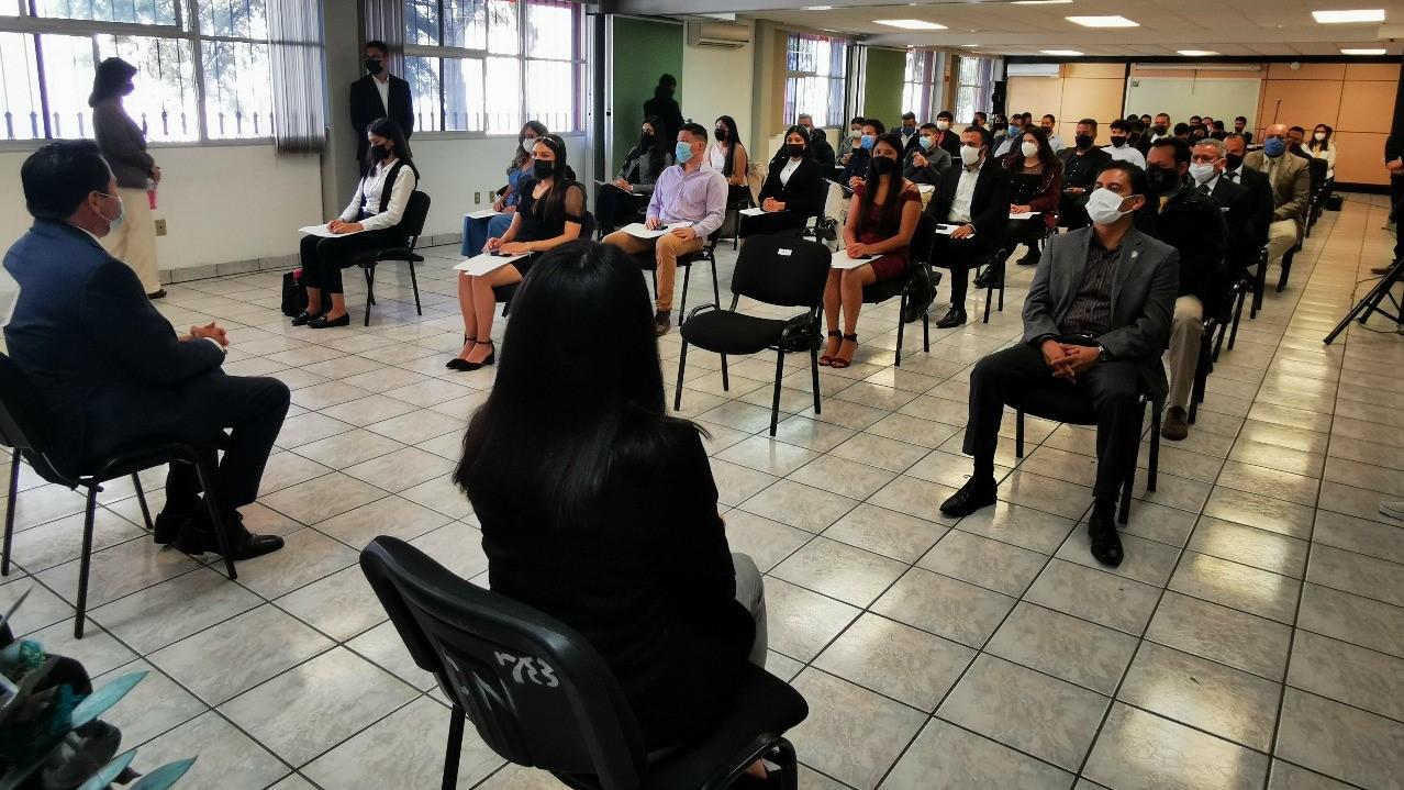 Reconoce el Instituto Tecnológico de Morelia a 59 jóvenes con desempeño de excelencia en la prueba EGEL - CENEVAL